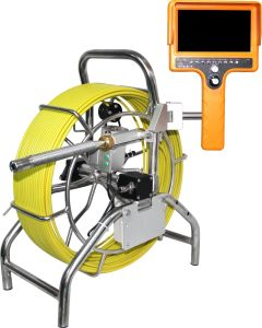 Pipe Inspection Video Camera for Sewer Drain Detection pictures & photos