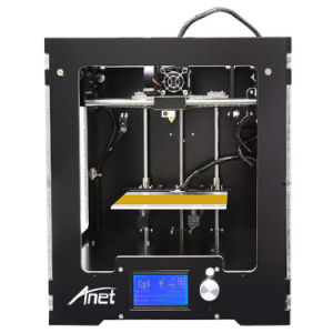 2017 Year Anet A3s 3D Printers Machine with Free PLA Filament and 16GB Card pictures & photos