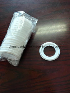 Clamp Gasket/PTFE Gaskets/PTFE O-Ring pictures & photos