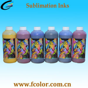 Dye Sublimation Ink for T-Shirt Printing with Epson Printer pictures & photos