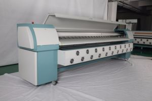 Promotion Price Challenger/Infinite Fy3278n 10FT PVC Banner Solvent Printer with 8 Spt510 50pl Heads Fast Speed pictures & photos