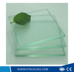Clear/Bronze/Blue Tempered/Laminated Glass for Building Glass (L-M) pictures & photos