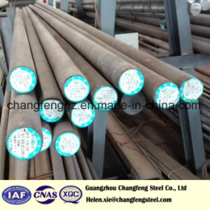 NAK80, P21, 10Ni3MnCuAl Plastic Mould Steel Round Bar pictures & photos