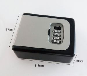 Key Combination Lock Box Password Key Storage Box Wall Hanging Key Box pictures & photos