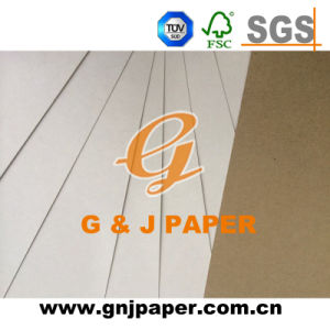 Wood Pulp White Kraft Liner for Product Wrapping pictures & photos