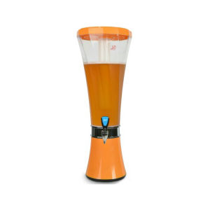 Plastic Beer Tower or Beer Dispenser with Tap pictures & photos