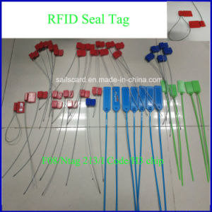 Hot Sell 860-960MHz UHF Aline H3/H4 RFID Card pictures & photos