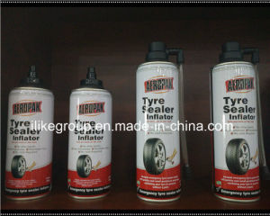 Aeropak Fix Flat Tire Inflator and Sealant pictures & photos