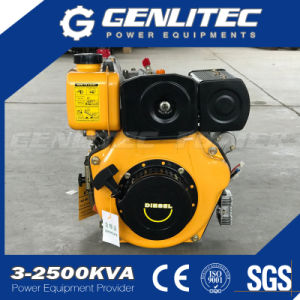 Single Cylinder 12HP China Diesel Engine (DE186FA) pictures & photos