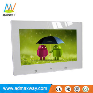 10 Inch Android Wireless WiFi Photo Frame Digital Bluetooth with Speaker (MW-1026WDPF) pictures & photos