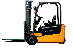 Electric Forklift pictures & photos