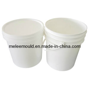 Injection Mould Part, Paint Bucket Mold (MELEE MOULD -240) pictures & photos