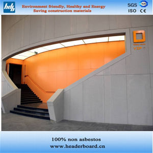 Cement Board for EPS Sandwich Wall Panels