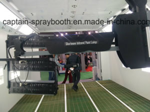 Excellent and High Quality Captain Car Spray Booth / Painting Room pictures & photos