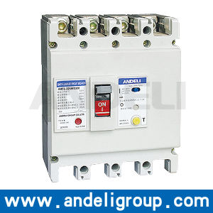 3 Phase ELCB Earth Leakage Circuit Breaker (AM1L) pictures & photos