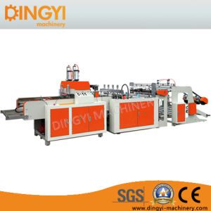 Full Automatic High Speed Handle Bag Making Machine pictures & photos