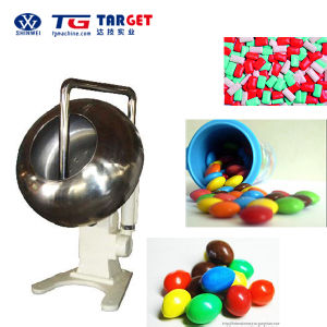 Chocolate Coating Pan Chocolate Enrobing Machine pictures & photos