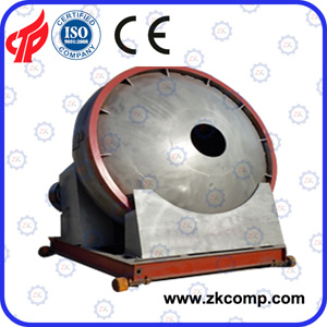 2-7t/H High-Specification New Oil Mine Ceramic Sand Granulator pictures & photos