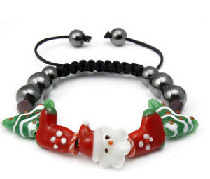 Christmas Jewelry/Christmas Bracelet/Christmas Father (XBL13141) pictures & photos
