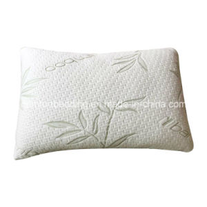 Bamboo Pillow Memory Foam Pillow pictures & photos