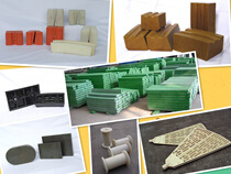Plastic Plates for Single Rope Mine Hoist pictures & photos