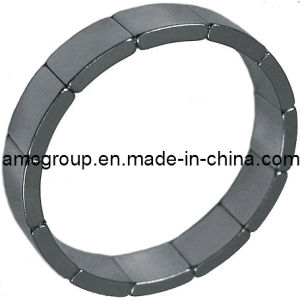 Nm-107 NdFeB Arc Magnet From China Amc pictures & photos