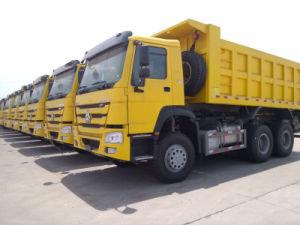 HOWO 290HP Euroii 6X4 Dumper Truck (ZZ3257M3247W) pictures & photos