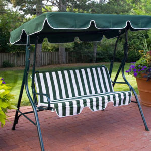 Popular Patio Swing Garden Swing pictures & photos