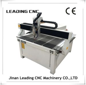 Hobby Competitive Price 3 Axis CNC Wood Router for 3D Work with Vacuum Table