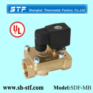 UL Approved Brass Solenoid Valve