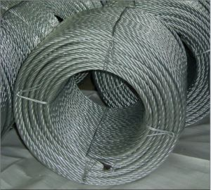 Galvanized Aircraft Cable 7*7 7*19, Cable Steel Wire pictures & photos