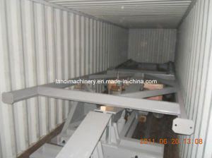 Pipe Lifter Equipment Steel Structure Parts for Pipe Welding Line pictures & photos