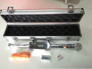 High Precision Intelligent Digital Display Torque Wrench (Hz Series) pictures & photos