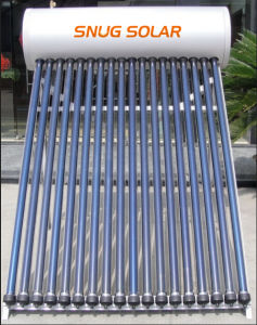 Heat Pipe Compact Pressurized Solar Water Heater pictures & photos
