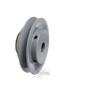 Ductile Iron Motor Drive Pulley pictures & photos