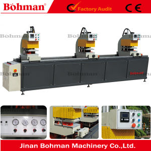 Double Head Welding Machine for PVC Window and Door pictures & photos