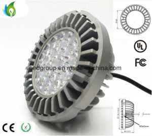 85-265VAC 20W AR111 LED Bulb Without Fan and 95lm/W with SAA/Ce External Driver pictures & photos