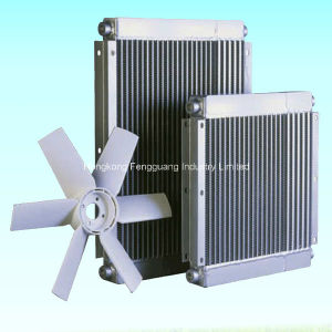 Atlas Copco Part Exchanger Radiator Air Compressor Oil Cooler pictures & photos