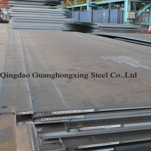 Q235, Q345, Ss400, ASTM A36, St37, St52 Hot Rolled Steel Plate pictures & photos