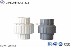 PVC Pipe Fitting Union pictures & photos