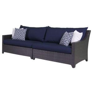 Well Furnir Rattan Patio Sofa with Cushion WF-17035 pictures & photos