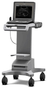 Full Digital B/W Ultrasound Trolley System for Animal, Vet Scanner pictures & photos