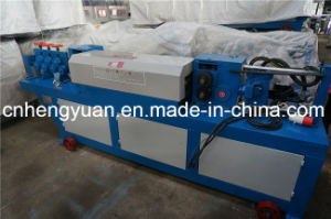 Good Selling Rib Steel Bar Straighten and Cutting Machine pictures & photos