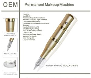 Custom Gun Parts Permanent Makeup Machine pictures & photos