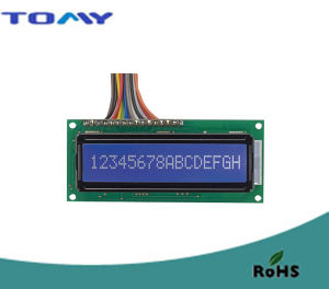 16X1 Character LCD Module Display Product pictures & photos