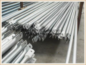 Pre Galvanized Steel Cross Brace for Walk Through Frame pictures & photos
