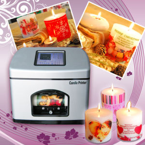 Digital Inkjet Multifunction 3D Magic Candle Printer (UN-3D-MN103) pictures & photos