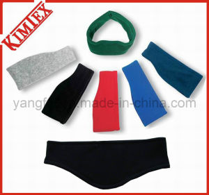 Fashion Printing Promotion Cotton Jersey Headband pictures & photos