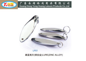 Metal Fishing Lures Fishing Lures, Lures, Zinc Alloy Lure Lp07 pictures & photos