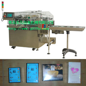 Italy Technology Automatic Cellophane Wrapping Machine pictures & photos